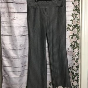 Express Editor trousers black and gray
